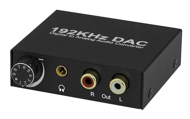 Xtrempro 61089 192khz Digital To Analog Audio Converter